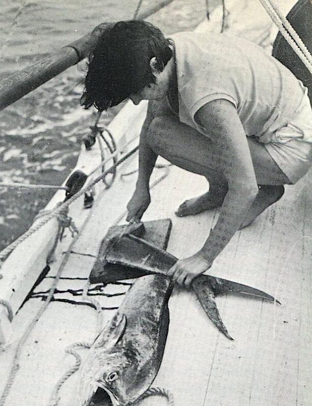 Simonne w/fish