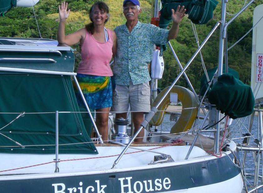 Patrick and Rebecca