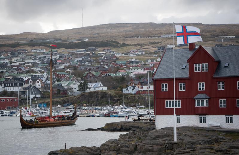 Harald in Faroes