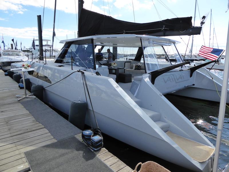 Gunboat 57