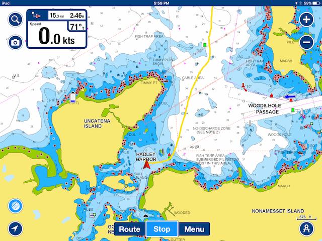 Hadley map