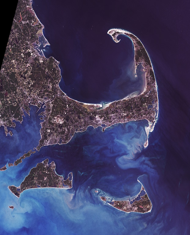 Cape Cod satellite