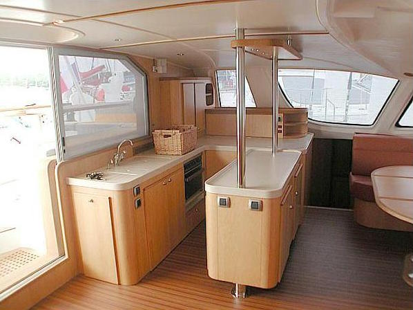 Catana galley