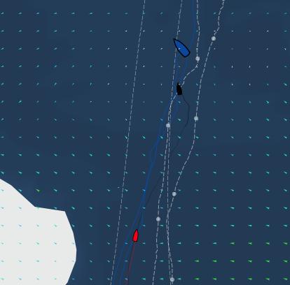 Tracker map