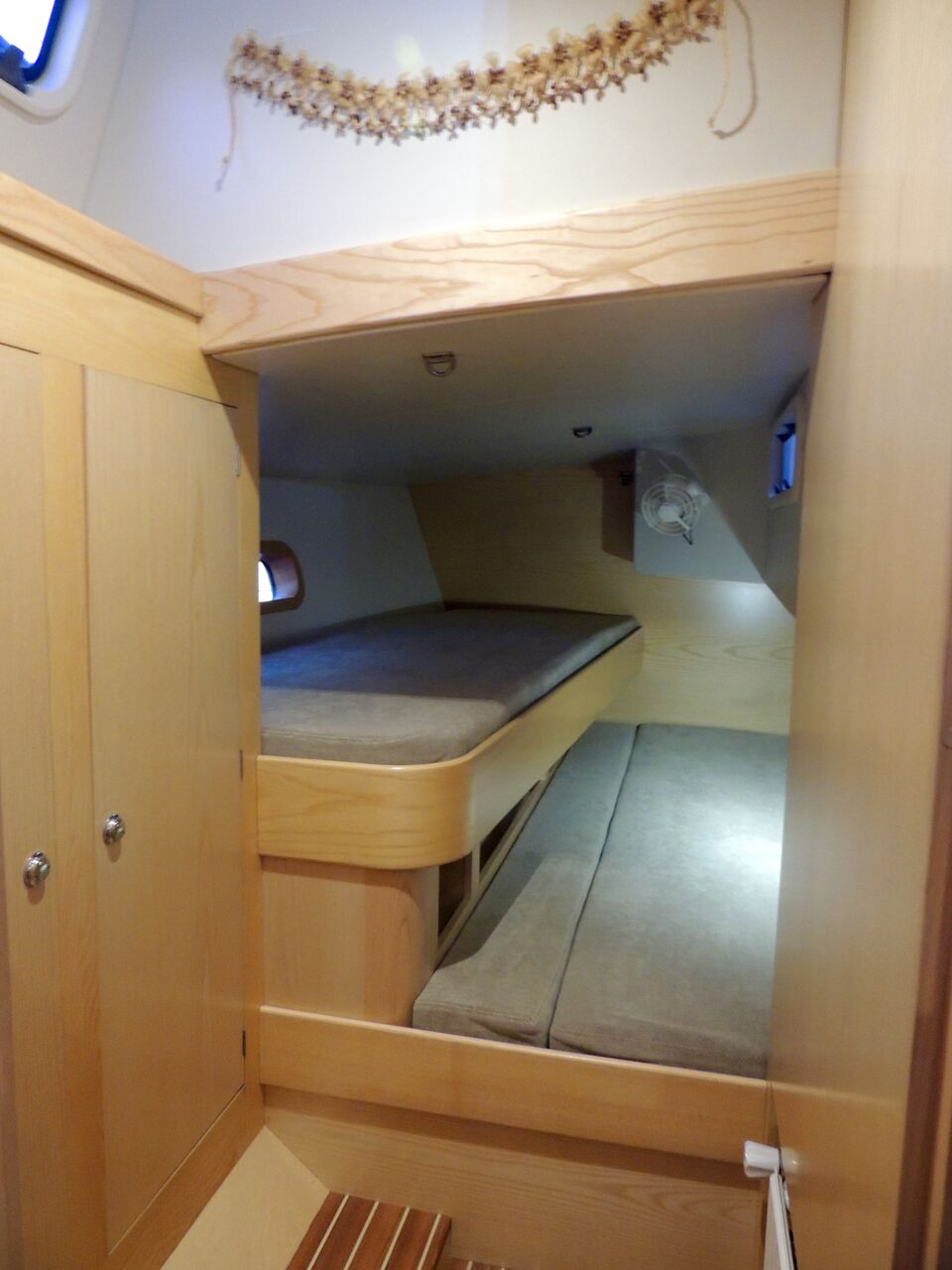 RC aft stateroom