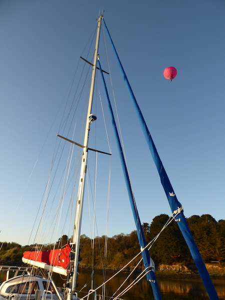 Rig and balloon