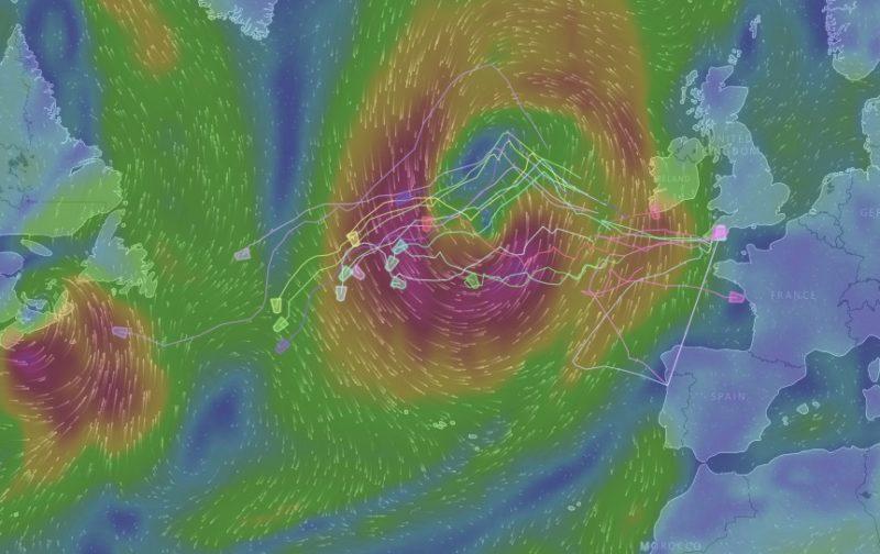 transat storm