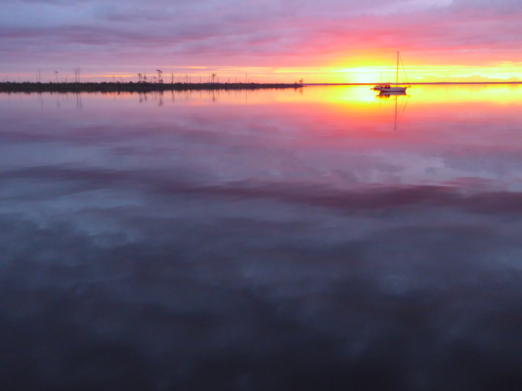 Alligator River sunrise