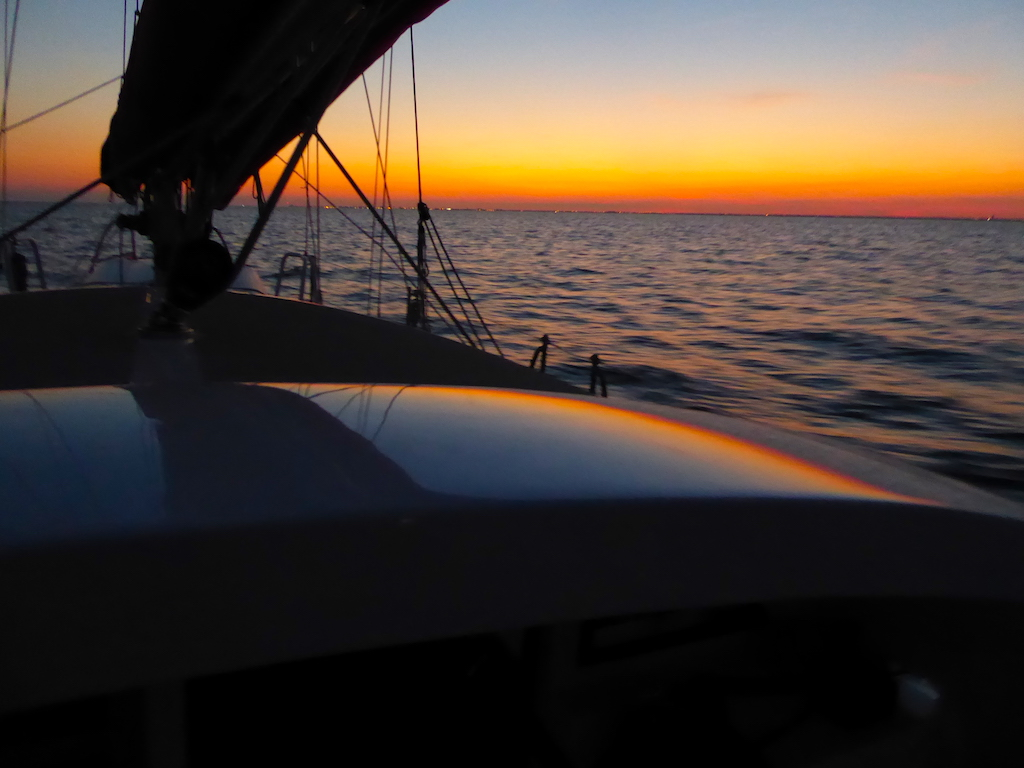 Cape May approach