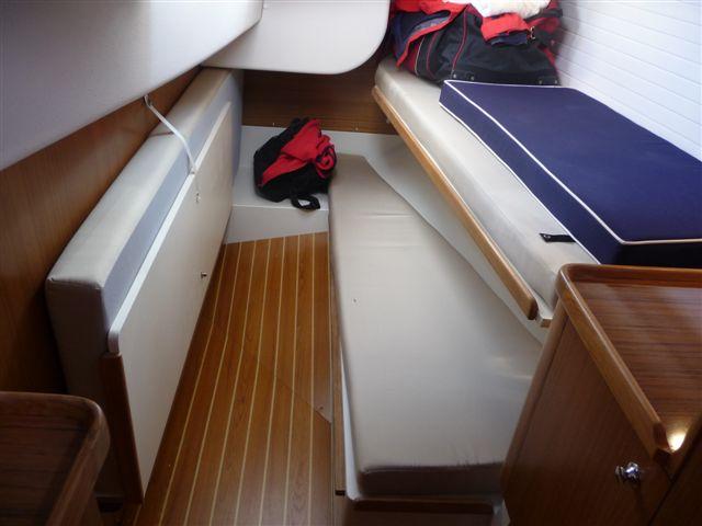 Catalina 445 aft cabin