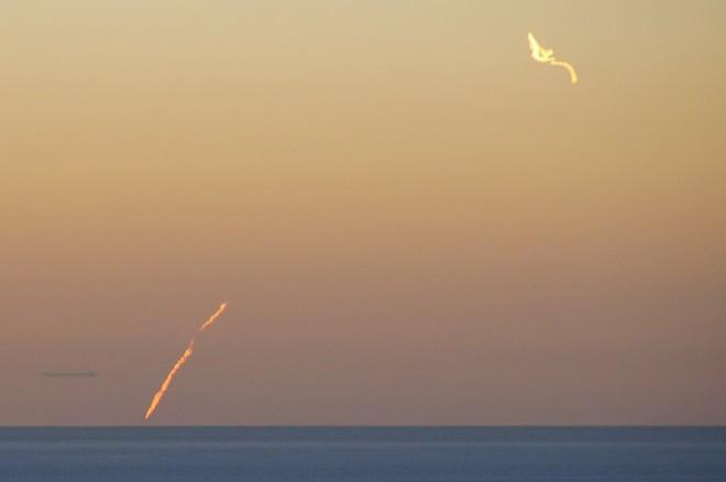 Tasman Sea satellite crash