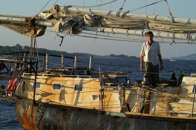 Reid Stowe at Sandy Hook