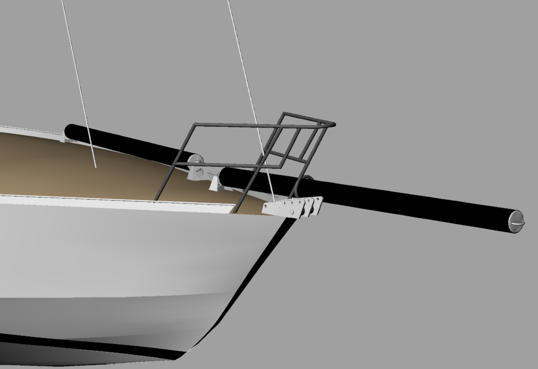 Tanton bowsprit drawing