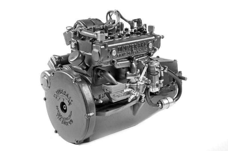 Universal Atomic-4 engine