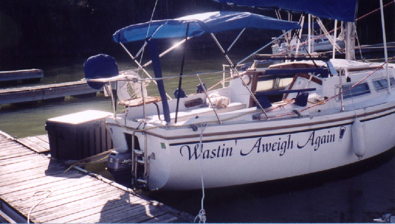 Bad boat name