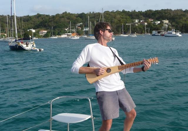 Grebada bareboat cruise
