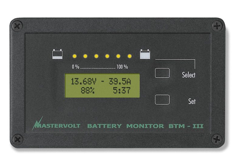 Master Link BTM-III battery monitor