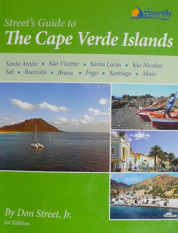 Don Street Cape Verdes guide cover