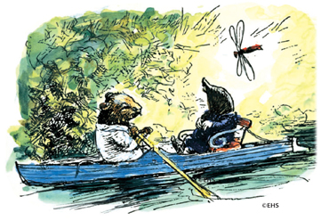 From The Wind in the Willows