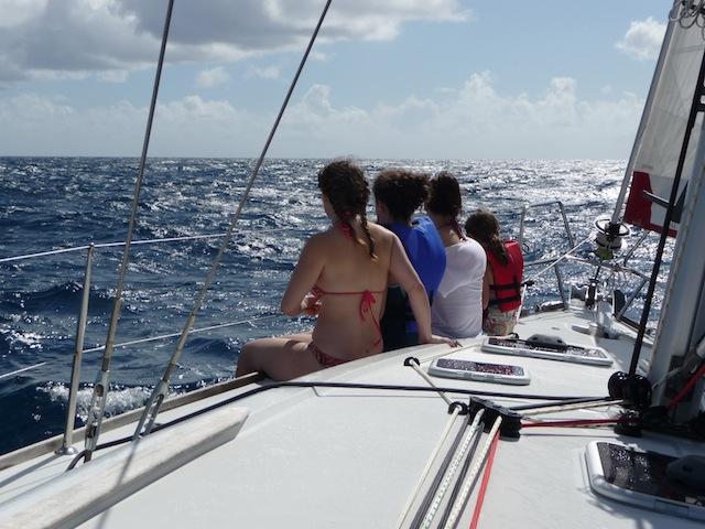 Sunsail charter