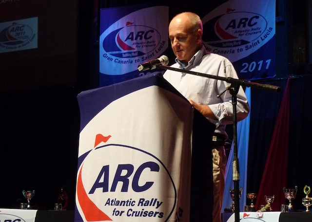 ARC leader Andrew Bishop