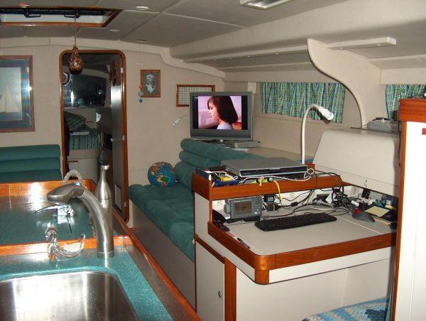 SUNDEER 60: Un bateau de croisière Bluewater idéal