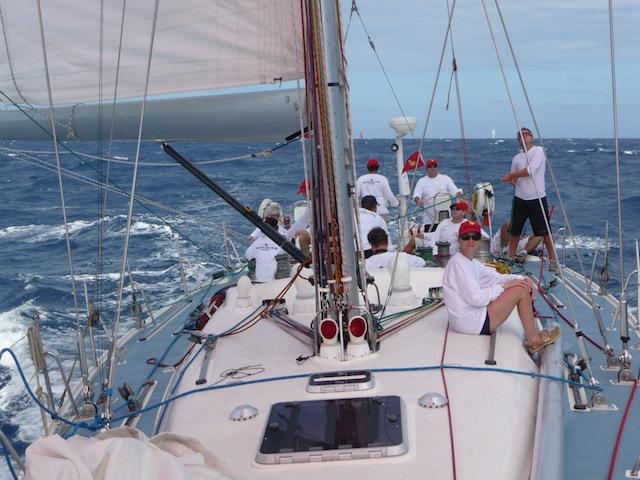 Round Barbados Race