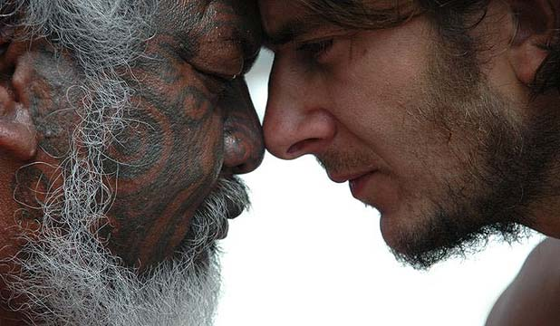 Andhoey and Maori