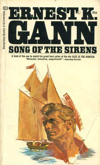 Song of the Sirens book cover