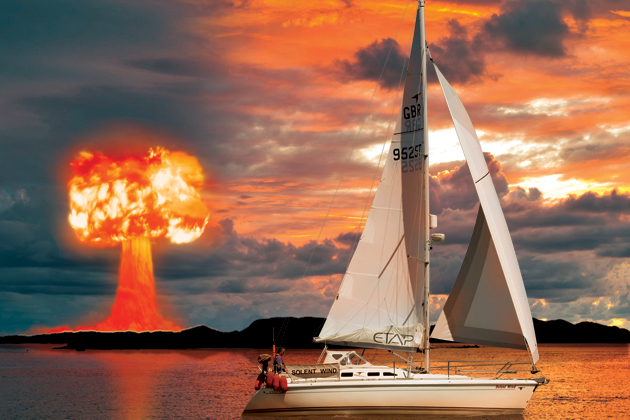 World destruction and ETAP Yachts