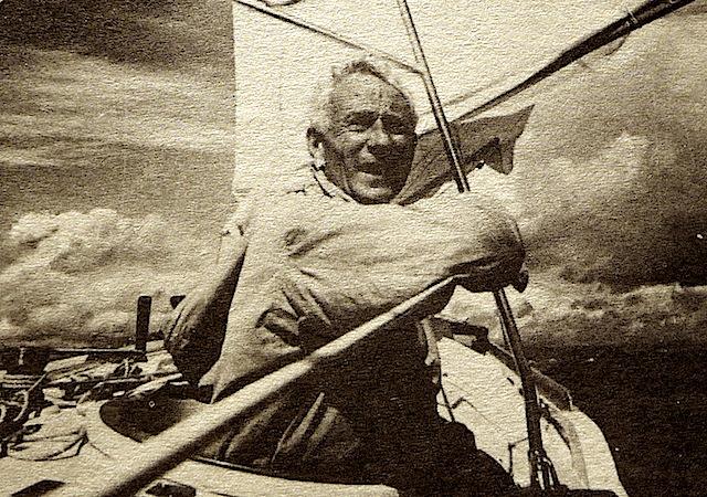 Bill King on Galway Blazer II
