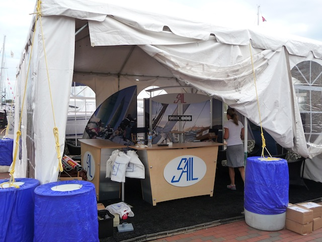 SAIL Booth at Annapolis