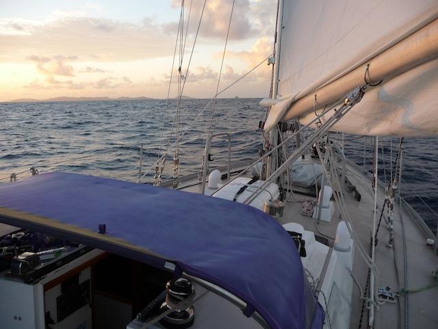 Lunacy at sea