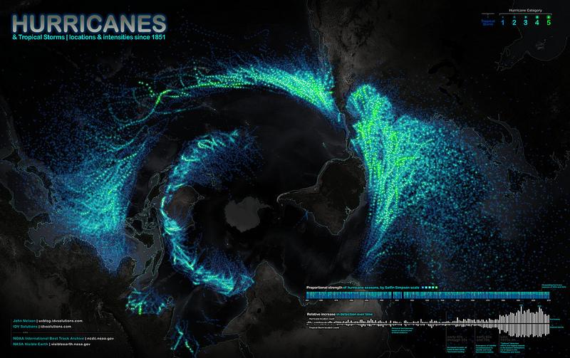 Hurricane data image