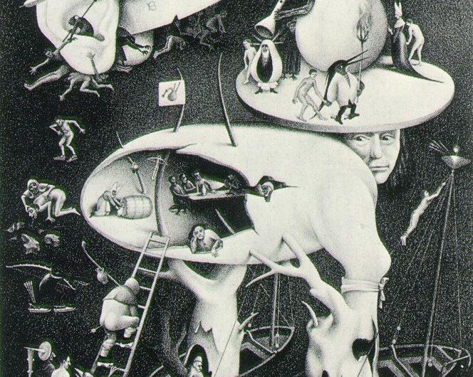 Escher Hell