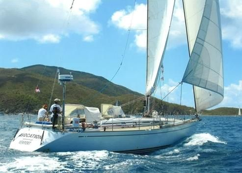 Swan 48 Avocation