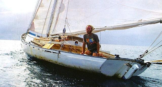 Thomas Tangvald on Oasis