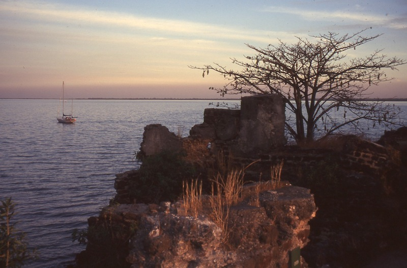 James Island, Gambia River