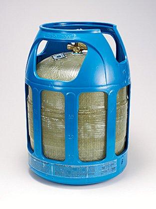 Lite Cylinder propane bottle