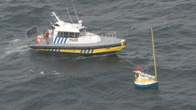 Poisson D'Avril rescue