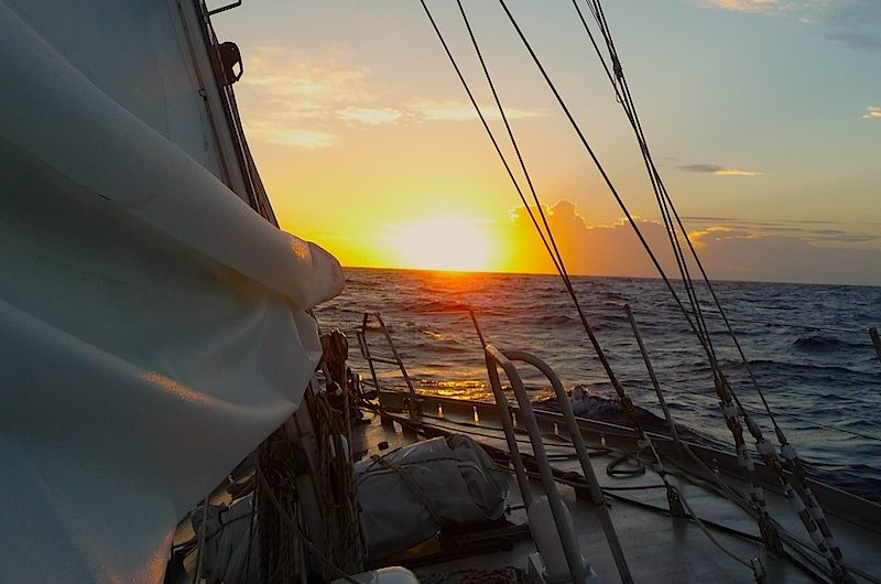 Wrongway sunrise
