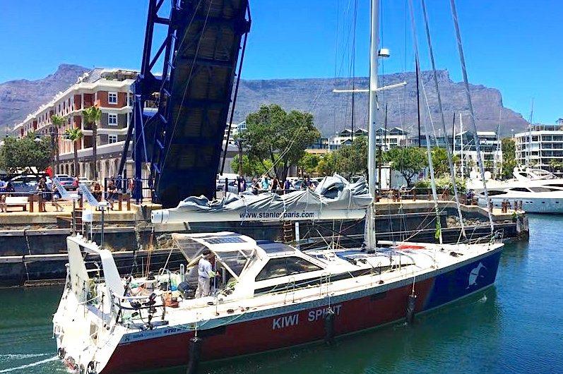 Kiwi Spirit in Cape Town