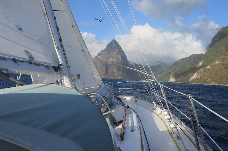 Chanticleer sailing