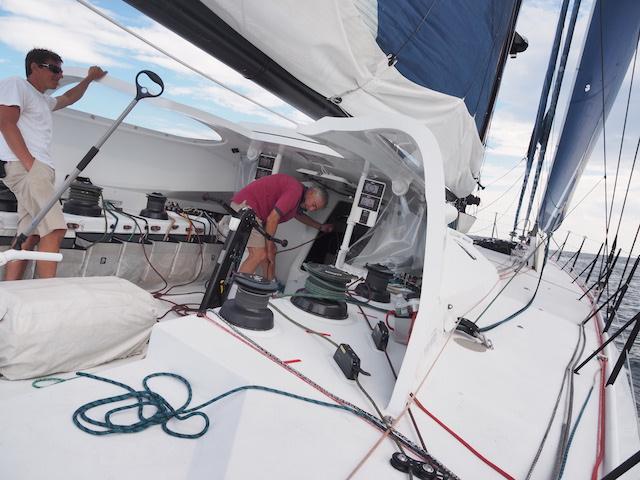 On deck GA4