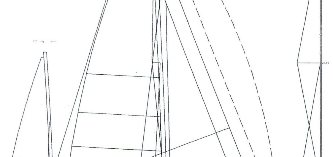 Profile and sailplane