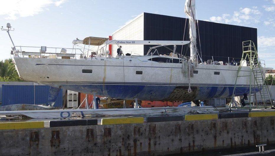 Polina Star III hauled