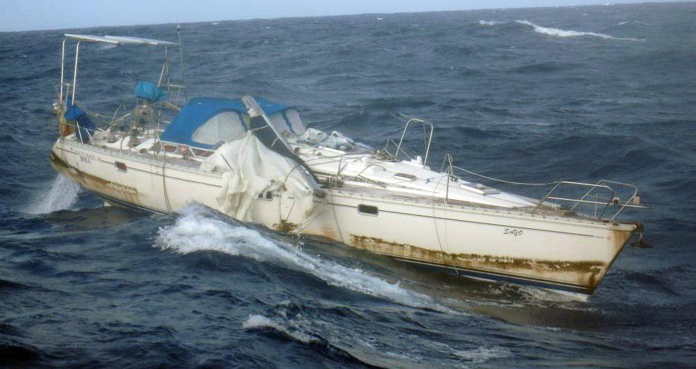Sayo adrift