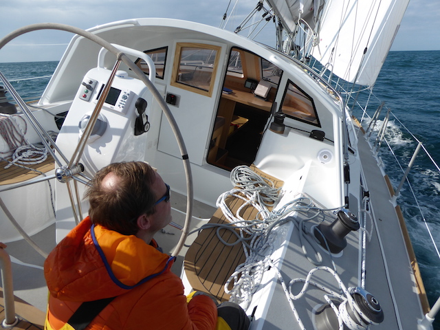 Boreal sailing