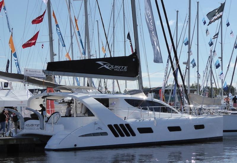 X5 catamaran