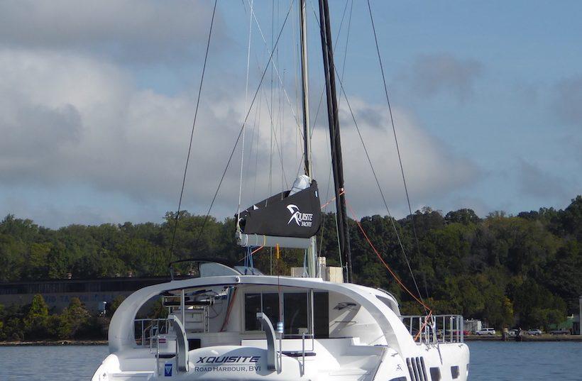 X5 stern